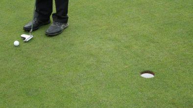 golf v Ostravě