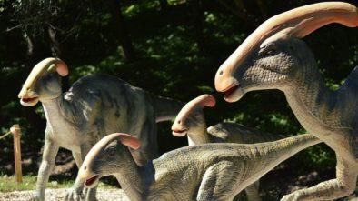 Už jste vzali děti do DinoParku