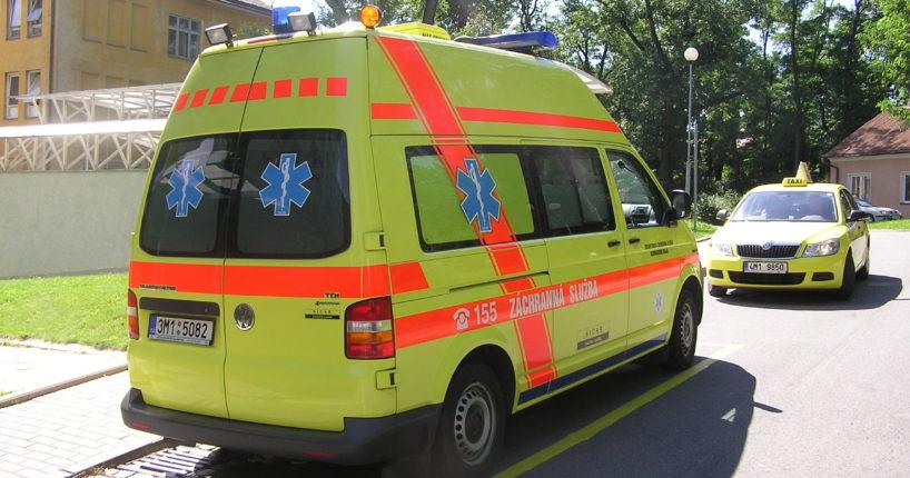 Dopravní nehoda Ostrava
