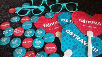 Festivalové zóny Colours of Ostrava