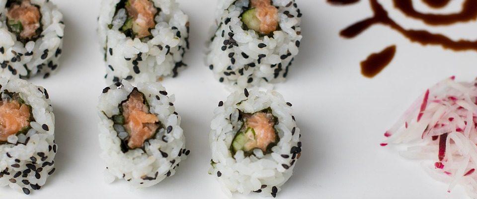 Japonské pokrmy, které jsou zdravé a nepřidávají na váze