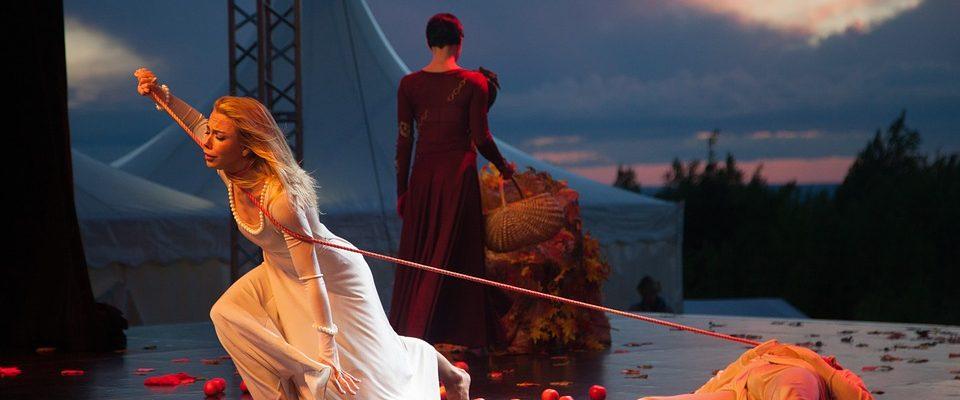 Letní Shakespearovské slavnosti v Ostravě. Na kolik představení se můžete těšit?
