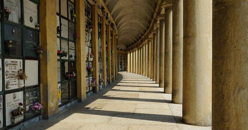 Správní budova ústředního hřbitova projde rozsáhlou rekonstrukcí